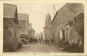 Saint-Jacut du Mené
