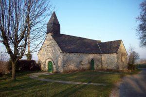 Chapelle Notre-Dame-de-La-Hautière Plessala