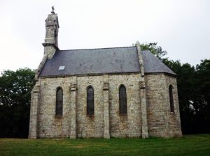 Chapelle Notre-Dame-des-Sept-Douleurs Saint-Gouéno