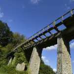 Pont des planchettes au Gouray ©PYJ