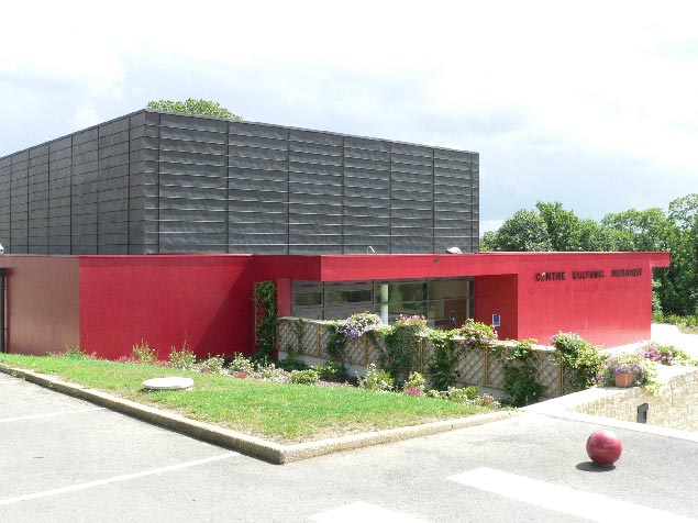 Centre Culturel Mosaïque | reports de spectacles