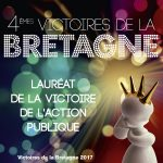 La commune reçoit le trophée de l'Action Publique aux 4ème Victoires de la Bretagne