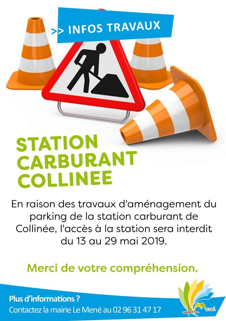 2019-05-Travaux Station de collinée
