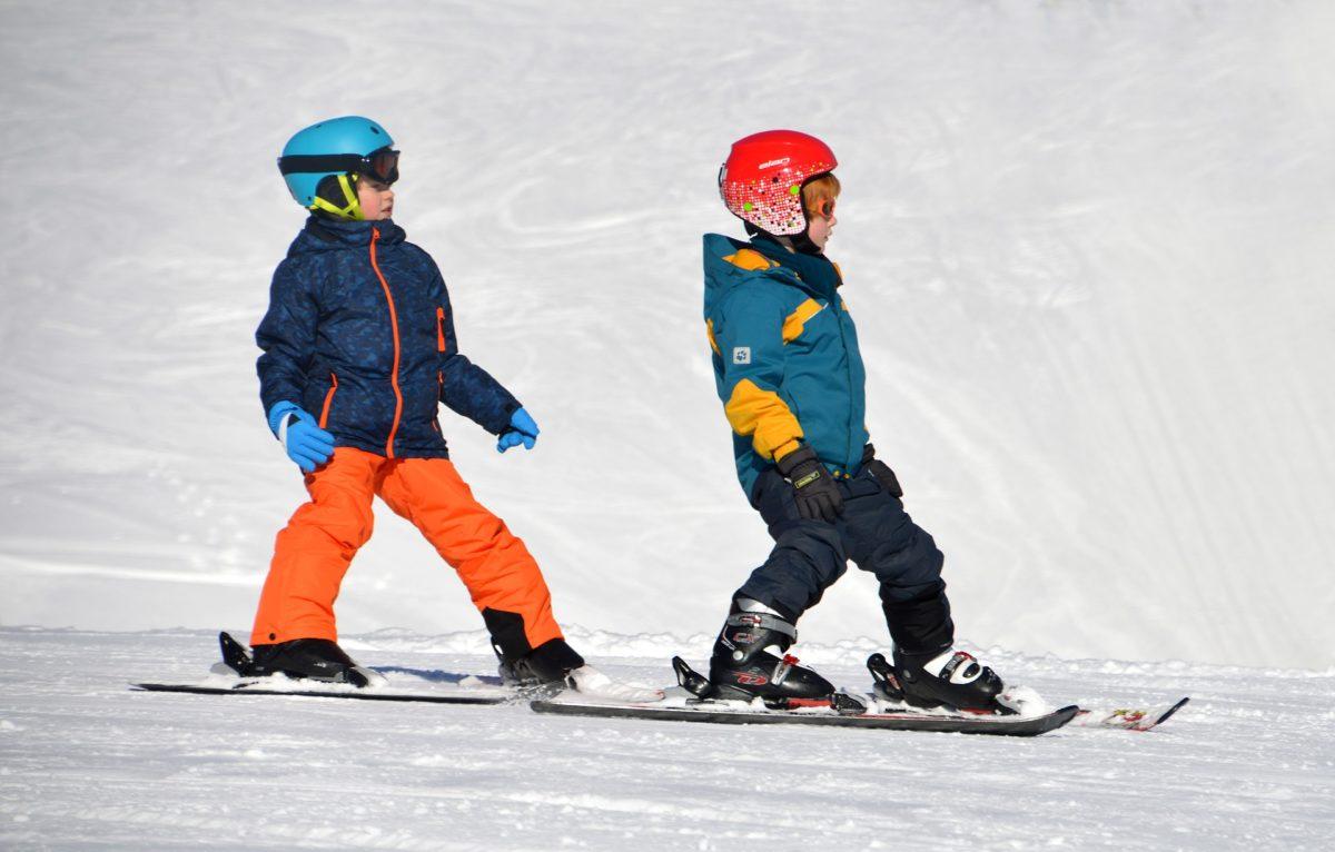 Séjour au ski pour les enfants de 8 à 11 ans