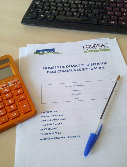 LCBC : Prolongation du dispositif d'aide  PASS COMMUNES SOLIDAIRES jusqu'au 31 DECEMBRE 2020.