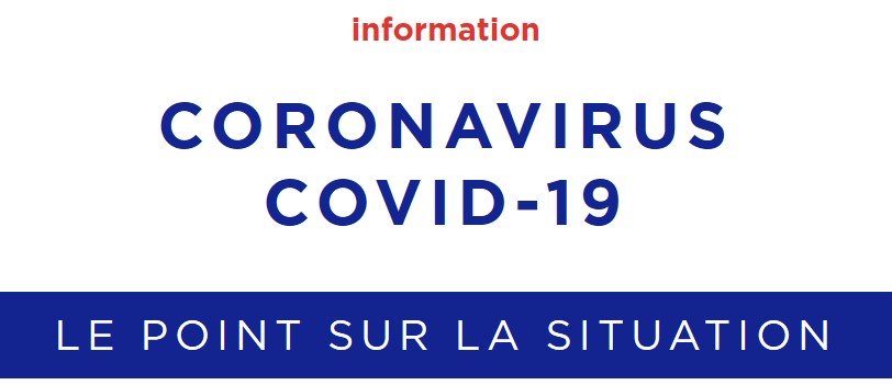 COVID-19 | POINT DE SITUATION