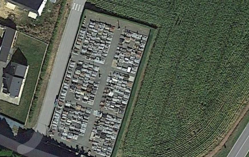 Enquête publique | Extension du cimetière du Gouray