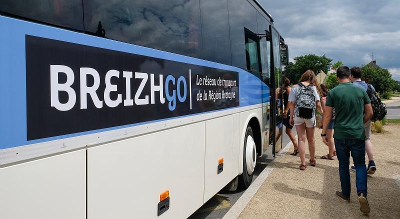 Transports | BreizhGo